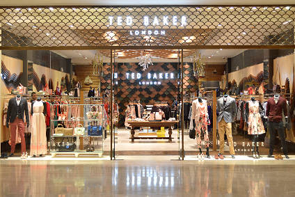 Ted Baker names Page CEO as Kelvin inquiry ends