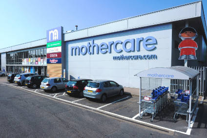 Mothercare posts GBP72.8m full-year loss