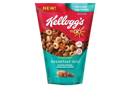 "Kellogg targets ""emerging needs"" in US NPD roll-out"