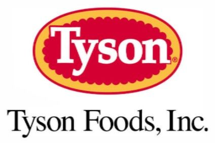 "Tyson CEO Donnie Smith forecast another ""record"" year in 2015/16"