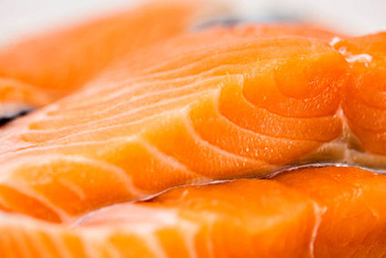 Salmon - demand is increasing in China