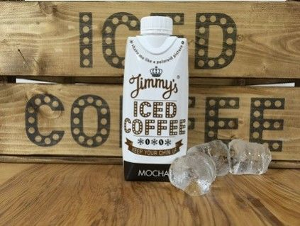 Jimmys Iced Coffee is now available in Mocha