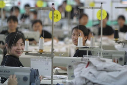 China continues to dominate US apparel imports