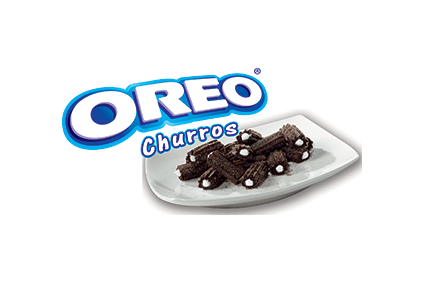 J&J Snack Foods has launched an Oreo Churros snack
