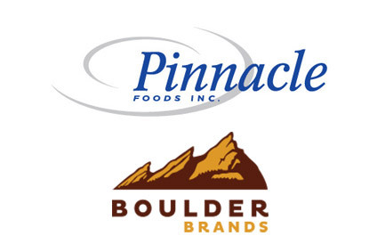 Pinnacle Foods moves for Boulder Brands