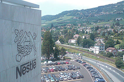"Nestle ""open"" to buying stakes in Terra accelerator start-ups"