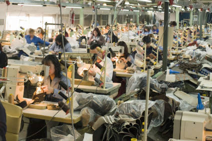 """The fashion supply chain is fractured, and the people who make our clothes have become faceless"""