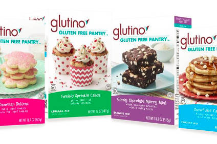 The performance of Glutino and Udi's has fallen behind US gluten-free market
