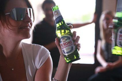 Asahi has acquired the Peroni beer brand from AB InBev