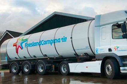 FrieslandCampina - said to be considering stake sale