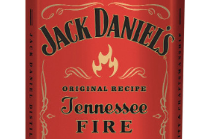 Brown-Formans Jack Daniels extension Tennessee Fire found growth in H1