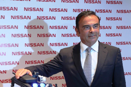 Carlos Ghosn sees scale economies and synergies ahead for an expanded alliance that includes MMC
