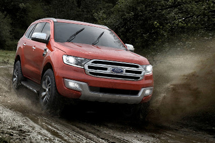 Ford has recently redesigned the Everest and is launching it in more markets this time around