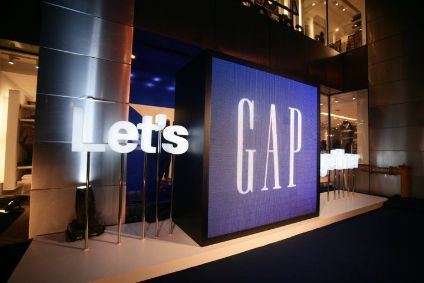 Gap comparable store sales fell 6% in May