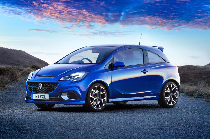 Opel/Vauxhalls Corsa is currently second top-selling car here in the UK