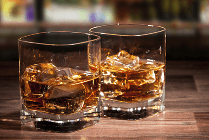 American whiskey was among 2015's star performers, according to DISCUS