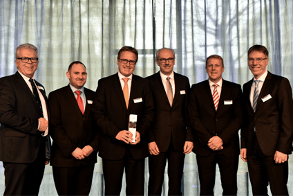Oil and lubricant specialist Fuchs Petrolub is one of 14 recipients of ZFs Supplier Awards in different categories