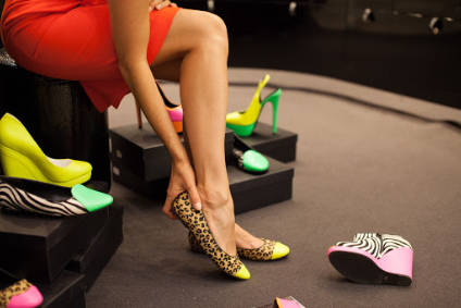 Over 24bn pairs of shoes were manufactured globally in 2014