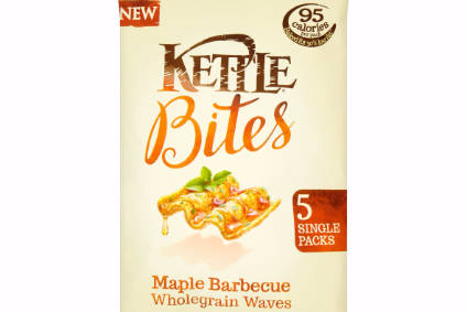 Diamond Foods has launched Kettle Bites in the UK