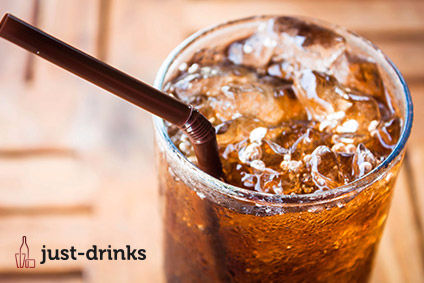 What did just-drinks have to say this year about the soft drinks category?
