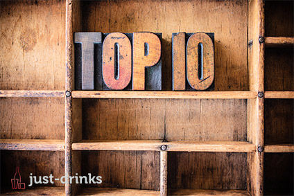 just-drinks' Top Tens of 2016