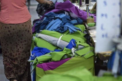 The clothing industry in Myanmar is gloomy about post-coup prospects