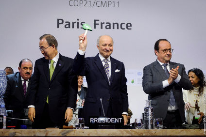 The US has rejoined the Paris Climate Agreement, which was secured in 2015