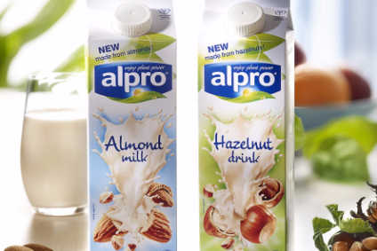 Danone, WhiteWave expect expanded distribution in Europe for Alpro