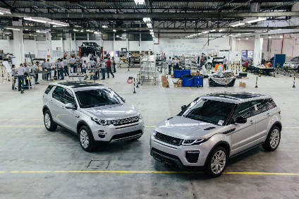 bc164c88 Jaguar Land Rover Brazil keeps to production timetable as CEO plans ...