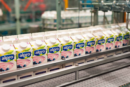 Reports suggest Alpro is planning to increase export capacity of its free-from range at the plant