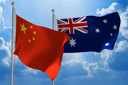 China and Australia signed a Free Trade Agreement in 2015