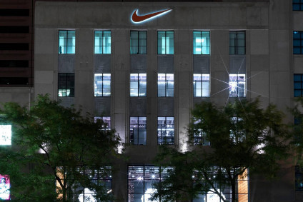Nike saw earnings and sales grow in its second-quarter