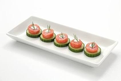 Lobster canapes