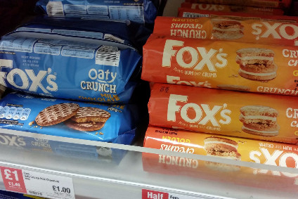 Boparan Holdings in early talks to sell Foxs to Burtons Biscuit Co. - report