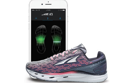 Altra IQ smart shoe offers real-time