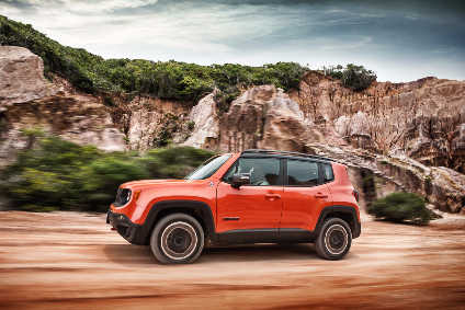 As part of Jeeps global expansion strategy, Jeep Renegade is now made and sold in Brazil