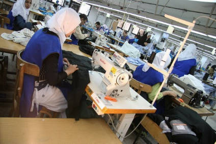 Egypt garment sector eyes ways to boost performance