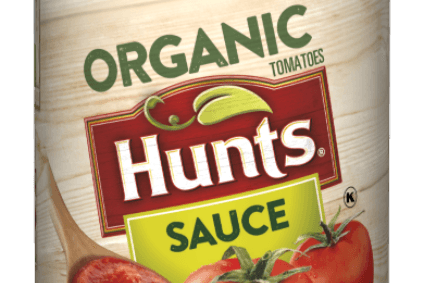 ConAgra takes Hunts into US organic category