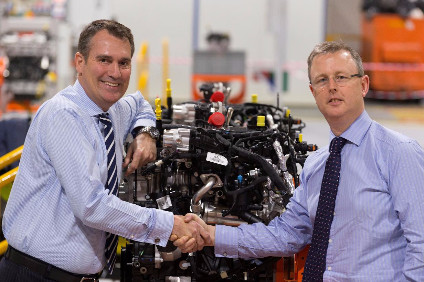 Ford Names New Dagenham Engine Plant Manager Automotive Industry
