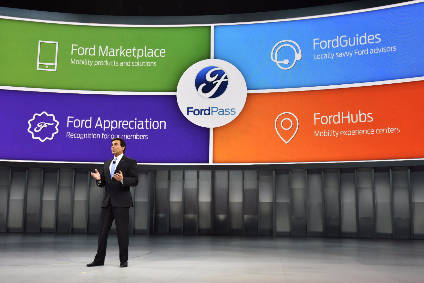 """We promised a breakthrough year in 2015, and we delivered"" - Ford president and CEO Mark Fields"