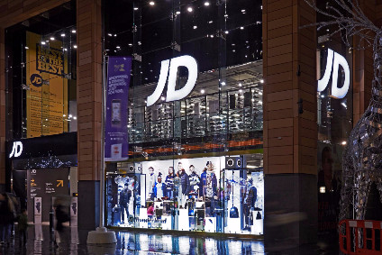 JD Sports says stores in the UK are likely to be closed until at least Easter