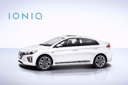 Hyundai Motor announces Ioniq EV brand | Automotive Industry News