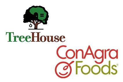 TreeHouse becomes number one own-label supplier in US, while ConAgra looks to focus on brands