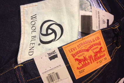 Levi Strauss leads on green supply chain in China