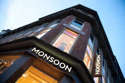 Monsoon Accessorize was seeking rent reductions at more than half of its 258 UK stores