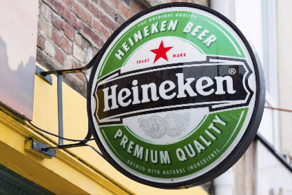 Heineken reported a rise in sales and profits for 2015