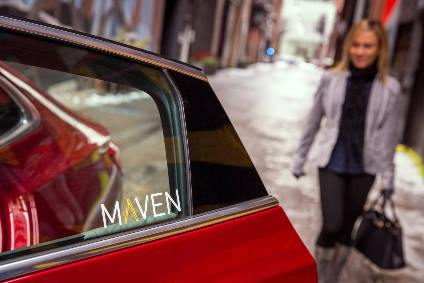 GM planning peer-to-peer auto  rental