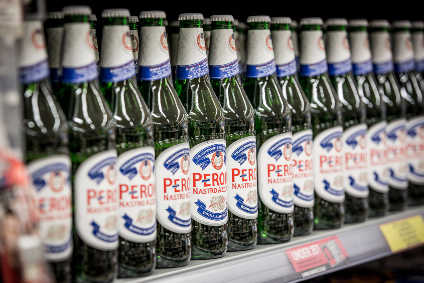 Asahi will get its hands on former SABMiller brands including Peroni