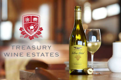 Treasury Wine Estates wants to focus more on its high-end portfolio
