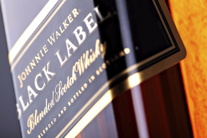 Diageo's Johnnie Walker blended Scotch found sales growth in North America